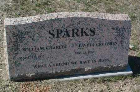 SPARKS, CHARLES WILLIAM - Yavapai County, Arizona | CHARLES WILLIAM SPARKS - Arizona Gravestone Photos