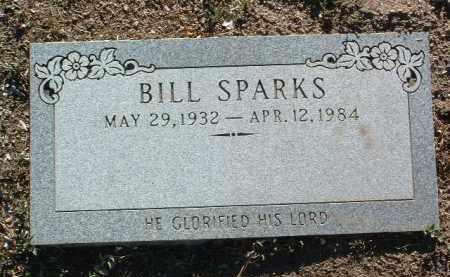 SPARKS, WILLIAM HUBERT - Yavapai County, Arizona | WILLIAM HUBERT SPARKS - Arizona Gravestone Photos