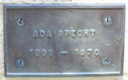 SPECHT, ADA - Yavapai County, Arizona | ADA SPECHT - Arizona Gravestone Photos