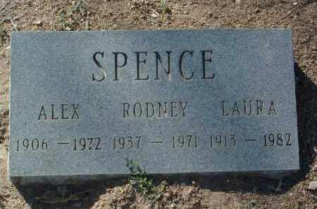 SPENCE, RODNEY WELLS - Yavapai County, Arizona | RODNEY WELLS SPENCE - Arizona Gravestone Photos