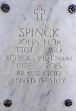 SPINCK, JOHN HOWARD, JR. - Yavapai County, Arizona   JOHN HOWARD, JR. SPINCK - Arizona Gravestone Photos