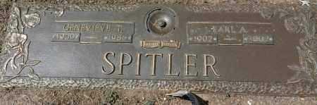 SPITLER, EARL ALBERT - Yavapai County, Arizona   EARL ALBERT SPITLER - Arizona Gravestone Photos