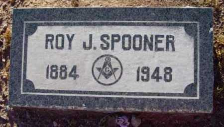 SPOONER, ROY J. - Yavapai County, Arizona | ROY J. SPOONER - Arizona Gravestone Photos