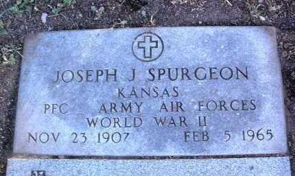 SPURGEON, JOSEPH JONATHAN - Yavapai County, Arizona | JOSEPH JONATHAN SPURGEON - Arizona Gravestone Photos