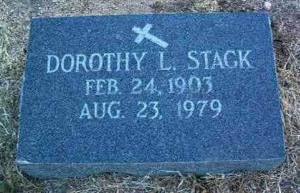 LILLY STACK, DOROTHY L. - Yavapai County, Arizona   DOROTHY L. LILLY STACK - Arizona Gravestone Photos