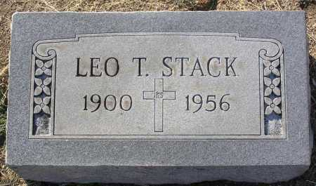 STACK, LEO THOMAS - Yavapai County, Arizona | LEO THOMAS STACK - Arizona Gravestone Photos