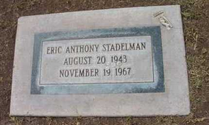 STADELMAN, ERIC ANTHONY - Yavapai County, Arizona | ERIC ANTHONY STADELMAN - Arizona Gravestone Photos