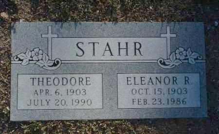 STAHR, ELEANOR RUTH - Yavapai County, Arizona | ELEANOR RUTH STAHR - Arizona Gravestone Photos