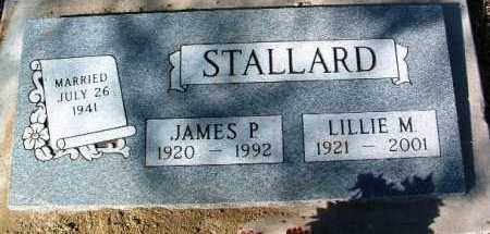 STALLARD, LILLIE MAE - Yavapai County, Arizona | LILLIE MAE STALLARD - Arizona Gravestone Photos