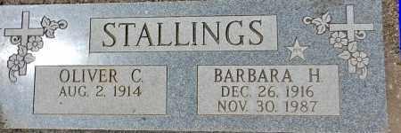 STALLINGS, OLIVER C. - Yavapai County, Arizona | OLIVER C. STALLINGS - Arizona Gravestone Photos