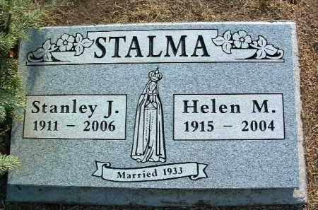 STALMA, HELEN M. - Yavapai County, Arizona | HELEN M. STALMA - Arizona Gravestone Photos