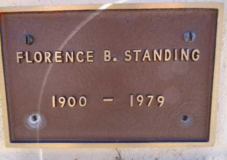 STANDING, FLORENCE B. - Yavapai County, Arizona | FLORENCE B. STANDING - Arizona Gravestone Photos