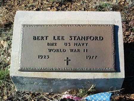 STANFORD, BERT LEE - Yavapai County, Arizona | BERT LEE STANFORD - Arizona Gravestone Photos