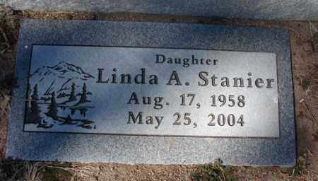 CLYNE STANIER, LINDA A. - Yavapai County, Arizona | LINDA A. CLYNE STANIER - Arizona Gravestone Photos