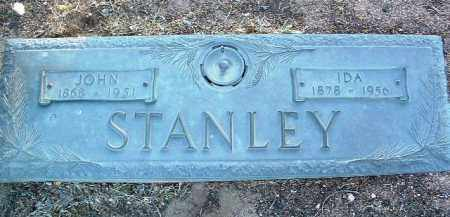 GORDON STANLEY, IDA - Yavapai County, Arizona | IDA GORDON STANLEY - Arizona Gravestone Photos