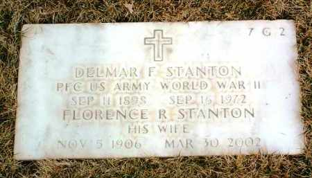 STANTON, DELMAR F. - Yavapai County, Arizona | DELMAR F. STANTON - Arizona Gravestone Photos