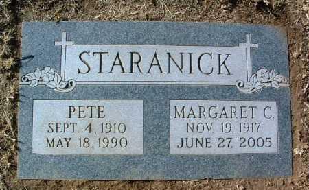 CHIANTARETTO STARANICK, MARGARET C. - Yavapai County, Arizona | MARGARET C. CHIANTARETTO STARANICK - Arizona Gravestone Photos