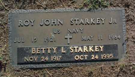 STARKEY, BETTY LOUISE - Yavapai County, Arizona | BETTY LOUISE STARKEY - Arizona Gravestone Photos