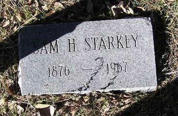 STARKEY, SAMUEL HOOD - Yavapai County, Arizona | SAMUEL HOOD STARKEY - Arizona Gravestone Photos