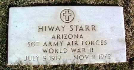 STARR, HIWAY - Yavapai County, Arizona | HIWAY STARR - Arizona Gravestone Photos