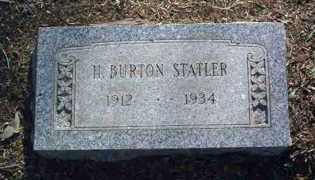 STATLER, HAROLD BURTON - Yavapai County, Arizona | HAROLD BURTON STATLER - Arizona Gravestone Photos