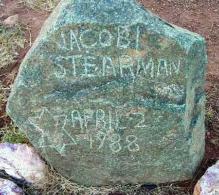 STEARMAN, JACOBI - Yavapai County, Arizona | JACOBI STEARMAN - Arizona Gravestone Photos