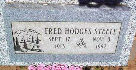 STEELE, FRED HODGES - Yavapai County, Arizona | FRED HODGES STEELE - Arizona Gravestone Photos