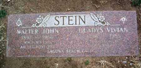STEIN, GLADYS VIVIAN - Yavapai County, Arizona   GLADYS VIVIAN STEIN - Arizona Gravestone Photos