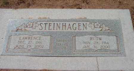 STEINHAGEN, LAWRENCE - Yavapai County, Arizona | LAWRENCE STEINHAGEN - Arizona Gravestone Photos