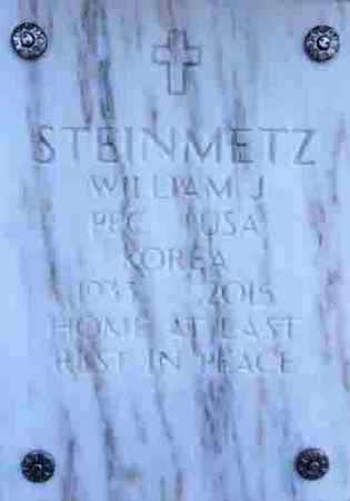 STEINMETZ, WILLIAM J. - Yavapai County, Arizona | WILLIAM J. STEINMETZ - Arizona Gravestone Photos