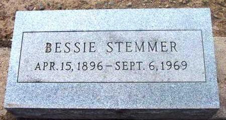 STEMMER, BESSIE M. - Yavapai County, Arizona | BESSIE M. STEMMER - Arizona Gravestone Photos