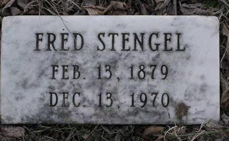 STENGEL, FRED - Yavapai County, Arizona | FRED STENGEL - Arizona Gravestone Photos