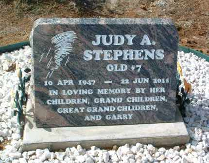 STEPHENS, JUDY A. - Yavapai County, Arizona | JUDY A. STEPHENS - Arizona Gravestone Photos