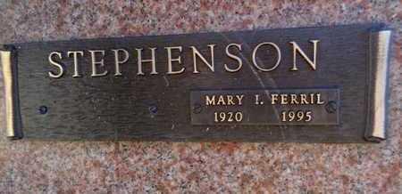 FERRIL STEPHENSON, M. - Yavapai County, Arizona | M. FERRIL STEPHENSON - Arizona Gravestone Photos
