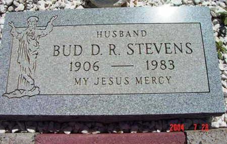 STEVENS, BUD D. R. - Yavapai County, Arizona | BUD D. R. STEVENS - Arizona Gravestone Photos