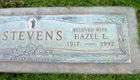 STEVENS, HAZEL LORRAINE - Yavapai County, Arizona   HAZEL LORRAINE STEVENS - Arizona Gravestone Photos