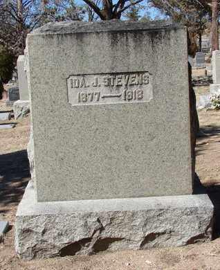 STEVENS, IDA JANE - Yavapai County, Arizona | IDA JANE STEVENS - Arizona Gravestone Photos