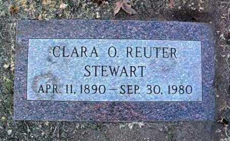 REUTER STEWART, CLARA O - Yavapai County, Arizona   CLARA O REUTER STEWART - Arizona Gravestone Photos
