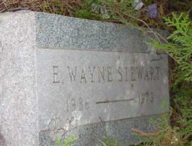 STEWART, ERSHEL WAYNE - Yavapai County, Arizona   ERSHEL WAYNE STEWART - Arizona Gravestone Photos