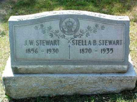 STEWART, JAMES W. - Yavapai County, Arizona | JAMES W. STEWART - Arizona Gravestone Photos