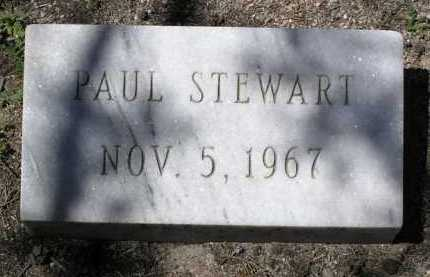STEWART, PAUL - Yavapai County, Arizona | PAUL STEWART - Arizona Gravestone Photos