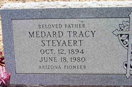 STEYAERT, MEDARD TRACY - Yavapai County, Arizona   MEDARD TRACY STEYAERT - Arizona Gravestone Photos