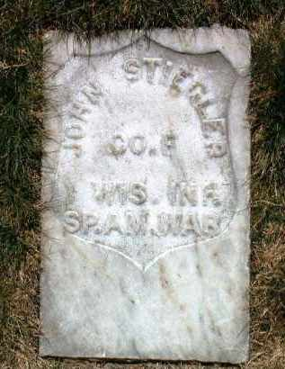 STIEGLER, JOHN - Yavapai County, Arizona | JOHN STIEGLER - Arizona Gravestone Photos