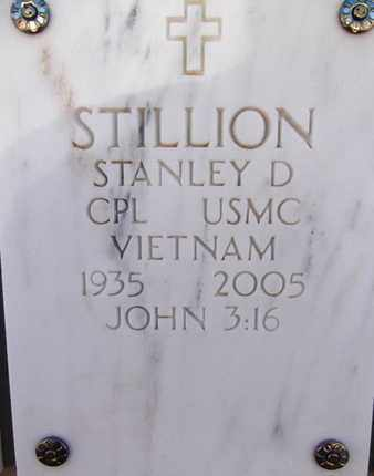 STILLION, STANLEY DEANE - Yavapai County, Arizona | STANLEY DEANE STILLION - Arizona Gravestone Photos