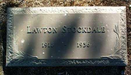 STOCKDALE, LAWTON W. - Yavapai County, Arizona | LAWTON W. STOCKDALE - Arizona Gravestone Photos