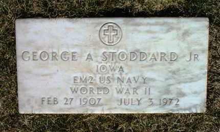 STODDARD, GEORGE ALLYN, JR. - Yavapai County, Arizona | GEORGE ALLYN, JR. STODDARD - Arizona Gravestone Photos