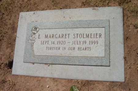 STOLMEIER, E. MARGARET - Yavapai County, Arizona | E. MARGARET STOLMEIER - Arizona Gravestone Photos