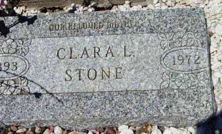 STONE, CLARA L. - Yavapai County, Arizona | CLARA L. STONE - Arizona Gravestone Photos