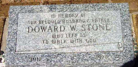 STONE, DOWARD W. - Yavapai County, Arizona | DOWARD W. STONE - Arizona Gravestone Photos