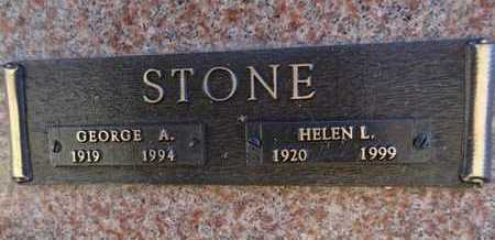 STONE, HELEN LUCILLE - Yavapai County, Arizona | HELEN LUCILLE STONE - Arizona Gravestone Photos